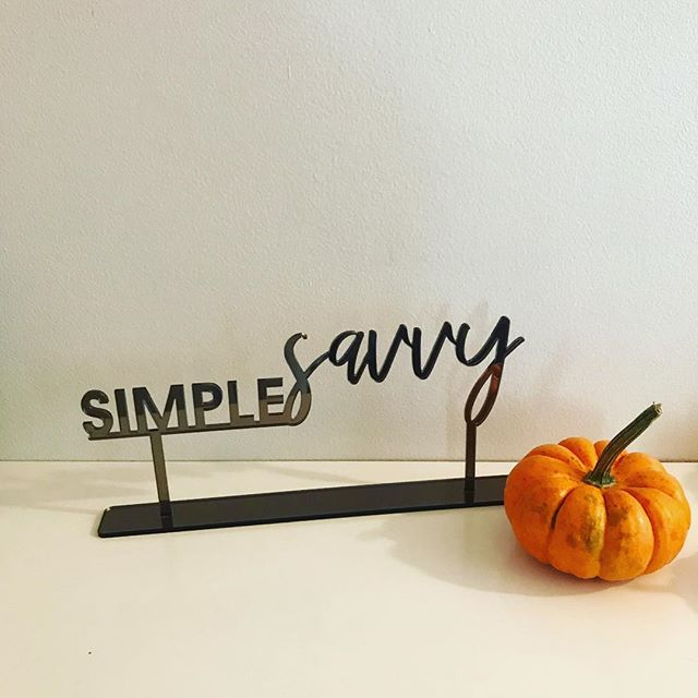 When your brother-in-law & sister-in-law send you a belated bday present... 🔸 UMM, 😍😍😍 🔸 #simplesavvydecor👌🏻