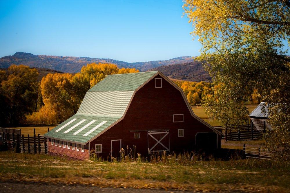 THE MOUNTAIN HOME DREAM -