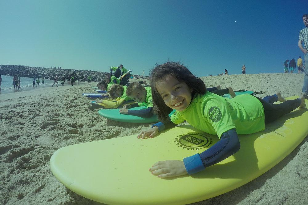 Batismos de Surf