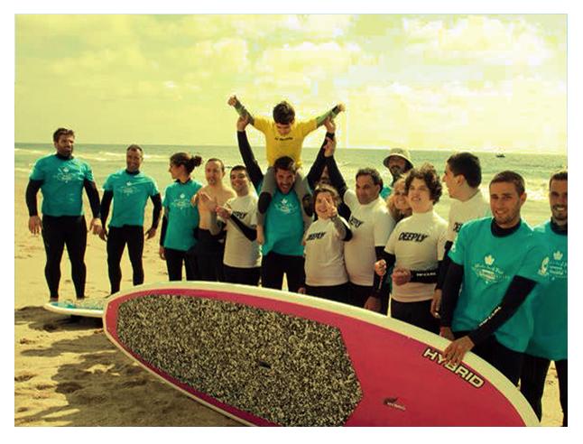 Aulas de Surf para todos