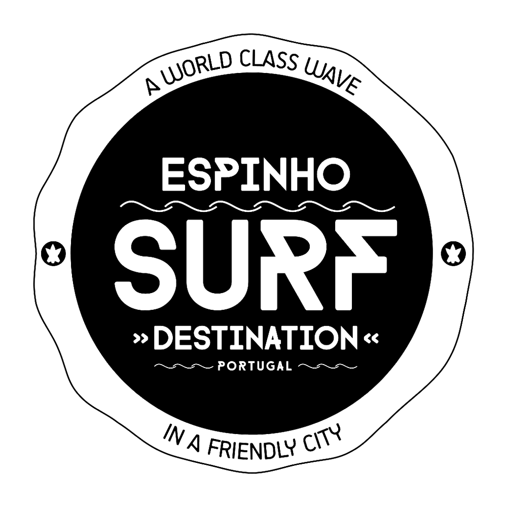 Espinho Surf Destination - Brand