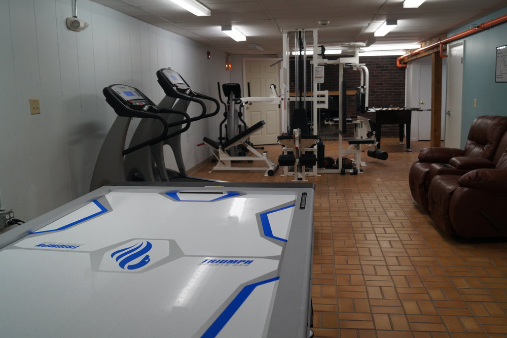 The Sunnyhill Independence Center Gym