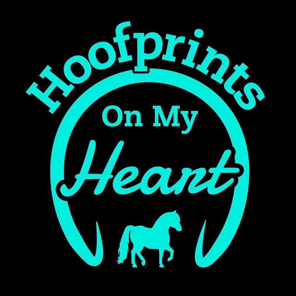 Presenting Sponsor - Hoofprints on my Heart