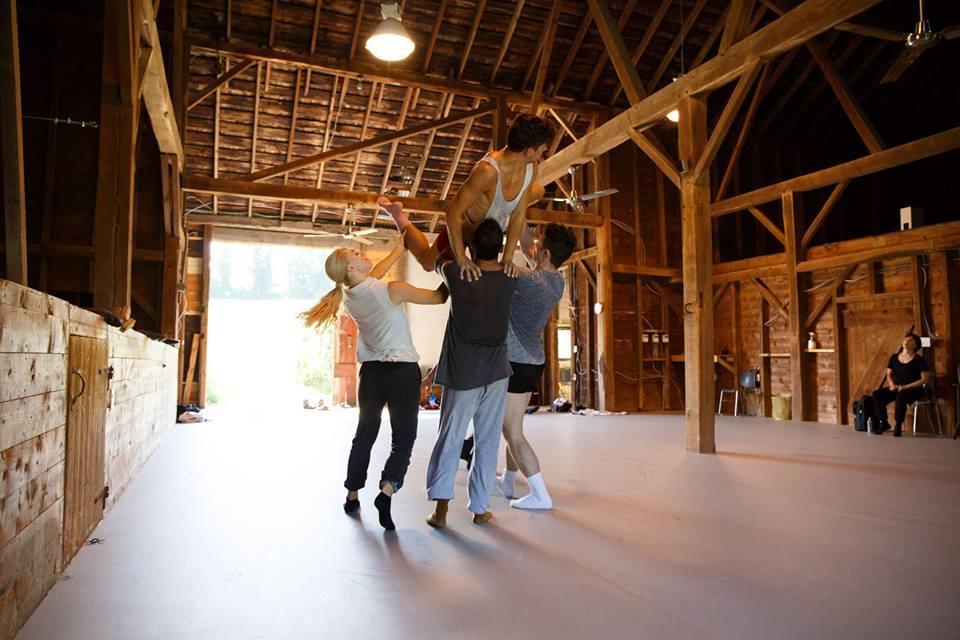Photo Credit: Parsons Dance Photo Archive