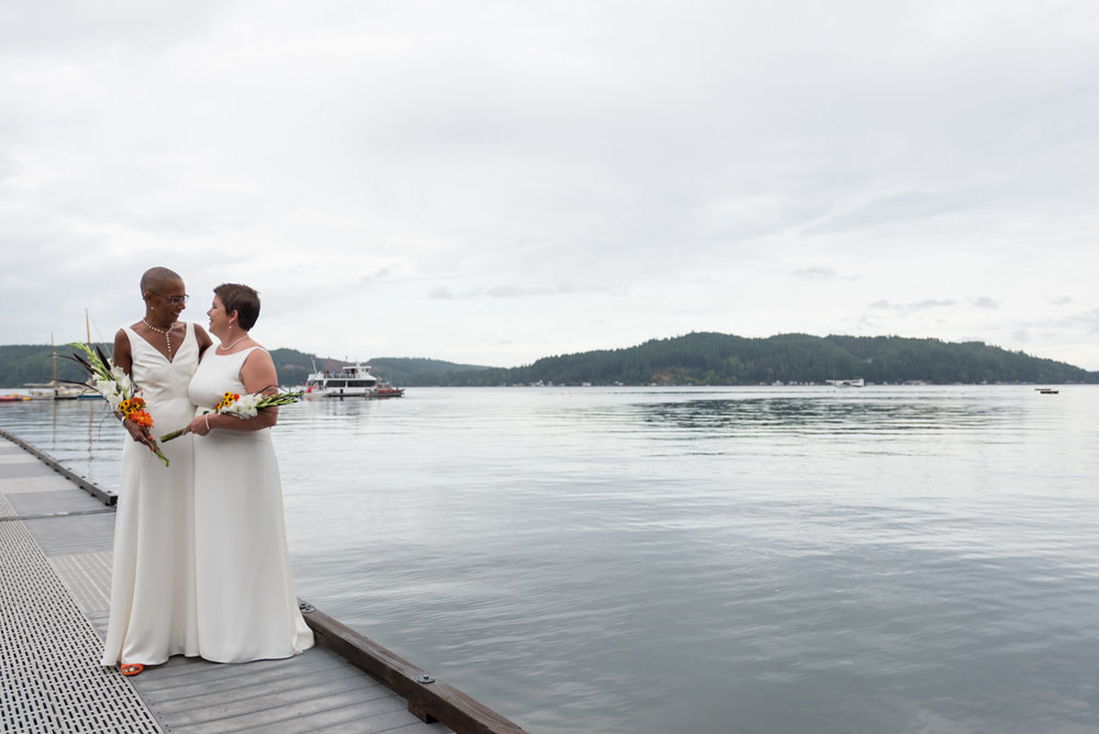 Alderwood Resort Wedding on Hood Canal