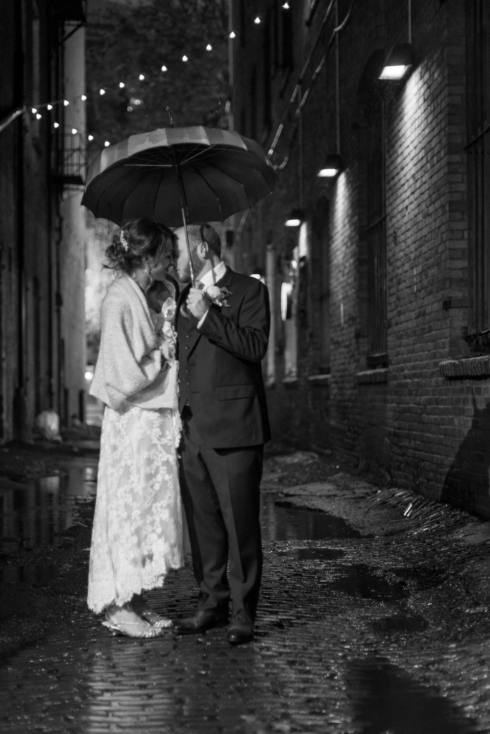 Pioneer Square urban wedding photography