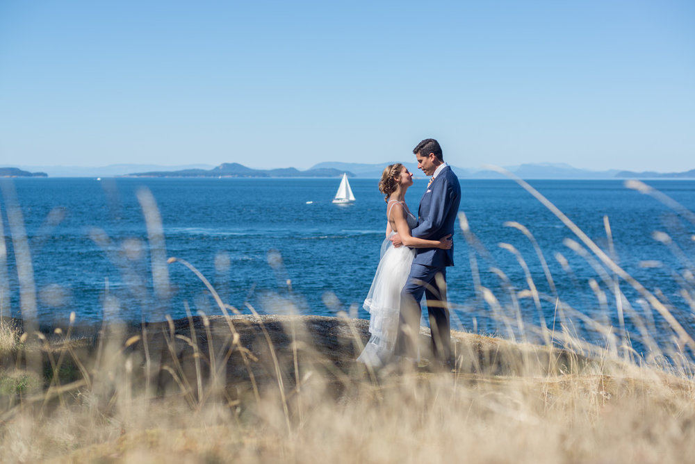 An Orcas Island Wedding on Puget Sound