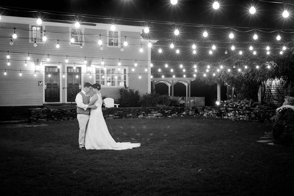 New Hampshire Fall Wedding