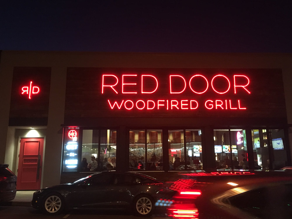 RED DOOR GRILL - BROOKSIDE