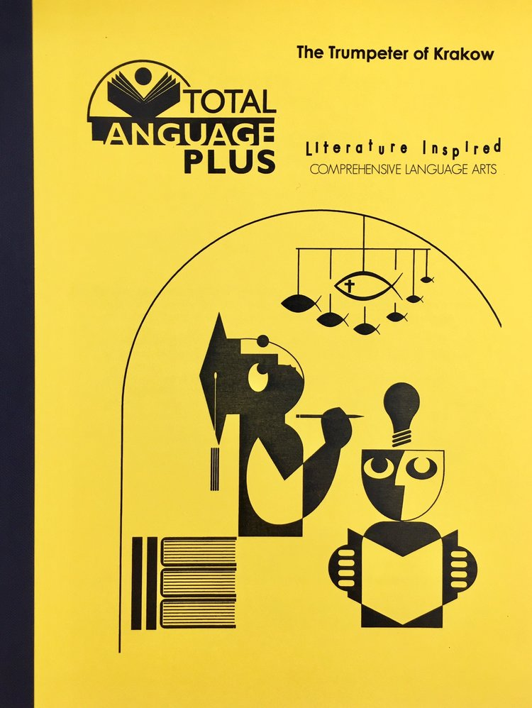 Total language plus: the trumpeter of krakow student study guide.