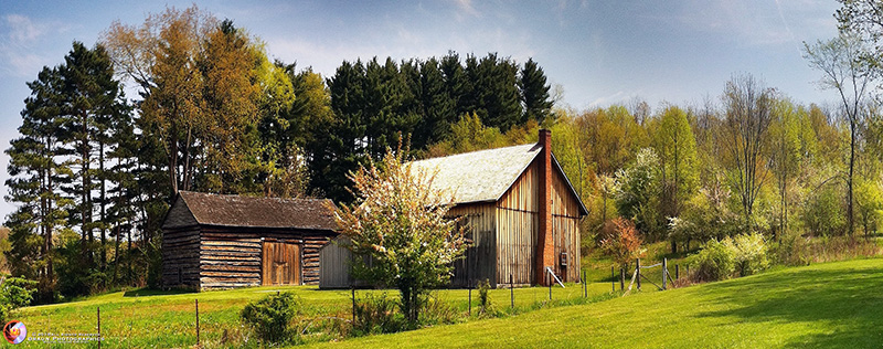 Hale Barns - Spring - CVNP