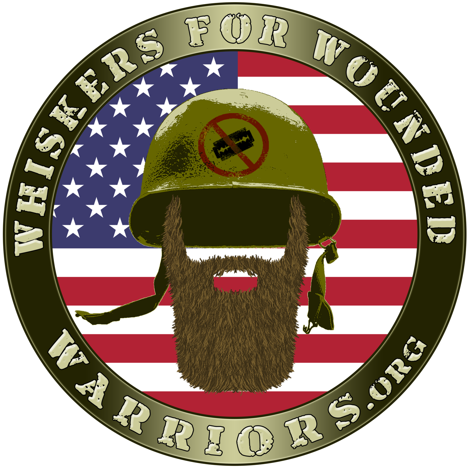 Whiskers for Wounded Warriors