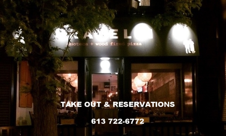 Contact Us - Call us for Reservations & Takeout613-722-6772