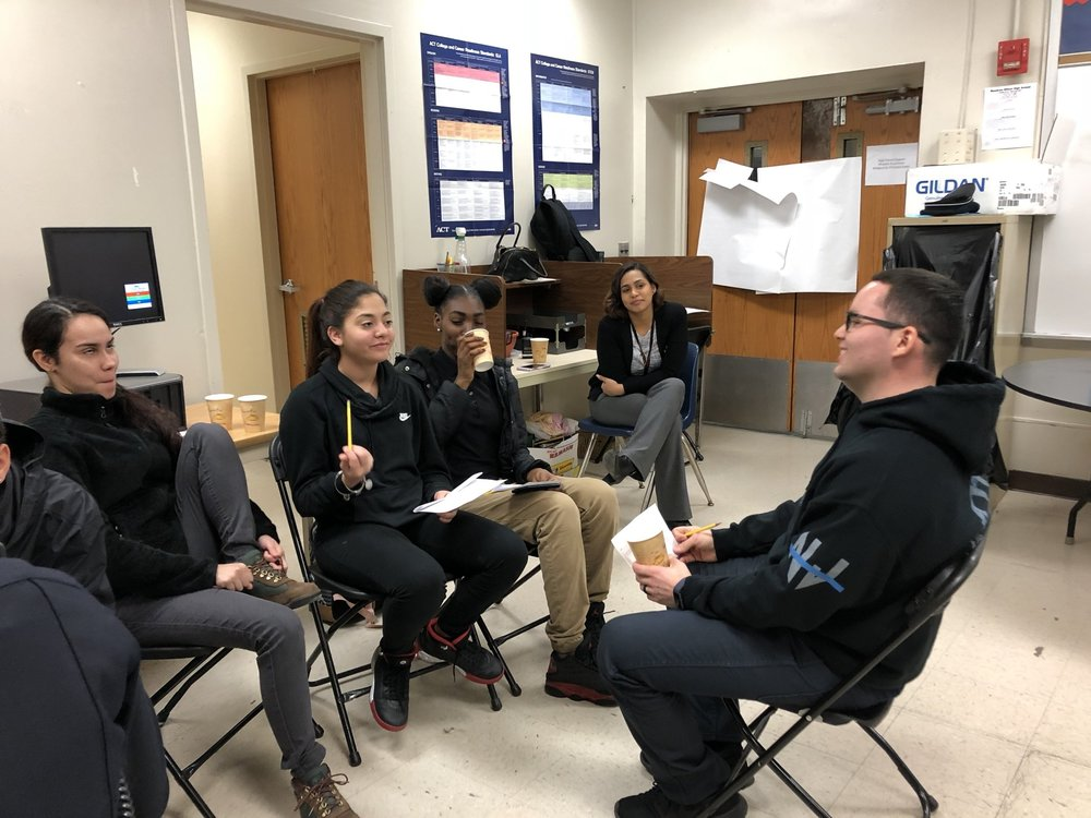 - Students and officers alike recognized that prior to this program, they had rarely, if ever, had the opportunity to build these types of relationships.