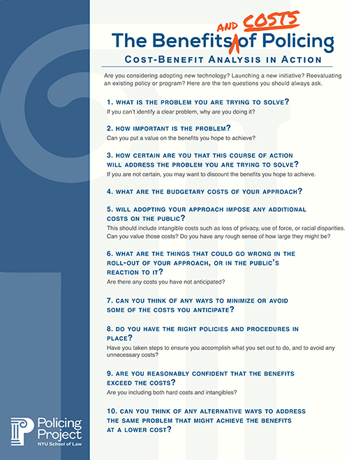 Download our guide to Cost-Benefit Analysis in Action