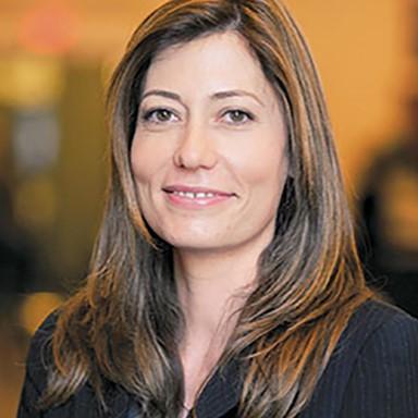 Anne Milgram, Moderator