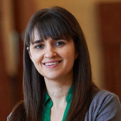 Maria Ponomarenko, Moderator