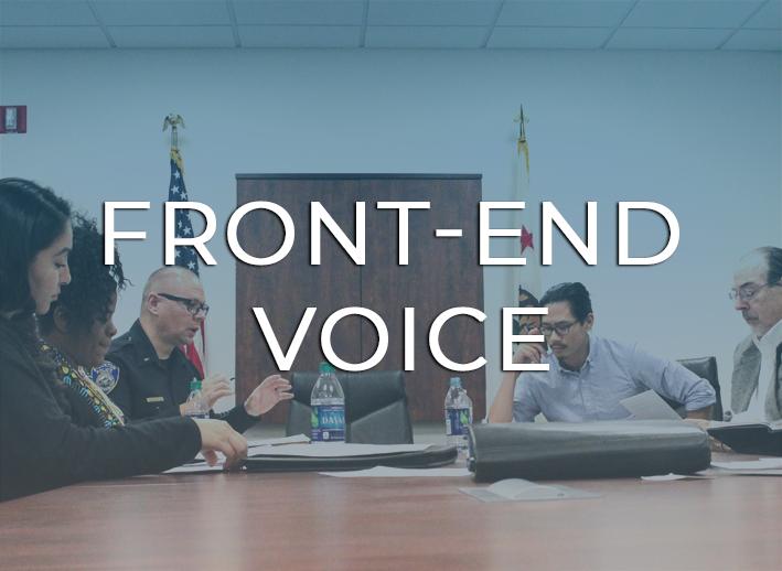 Front-End Voice