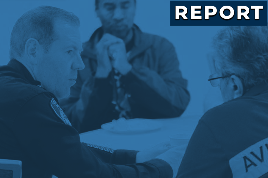 Down the full Report - Beyond the Conversation: Ensuring Meaningful Police-Community Engagement (.PDF)