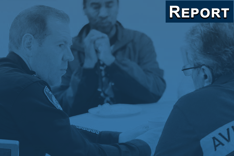 Download the full Report - Beyond the Conversation: Ensuring Meaningful Police-Community Engagement (.PDF)