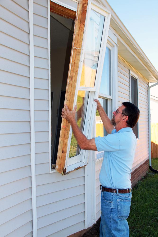 Replacing windows