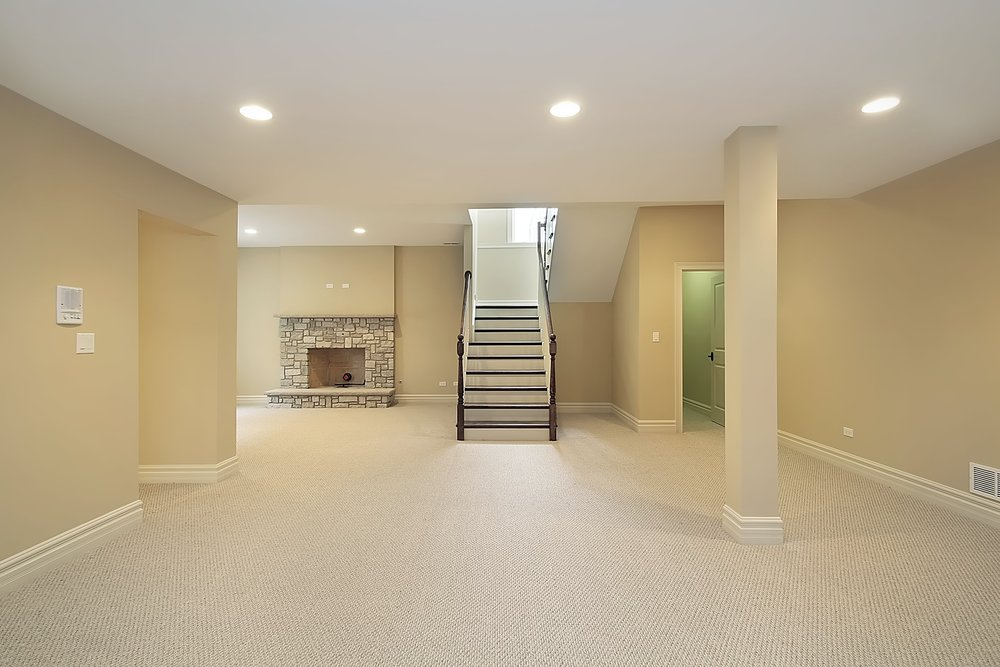 Lovely How To Properly Finish A Basement Part - 8: Finished Basement