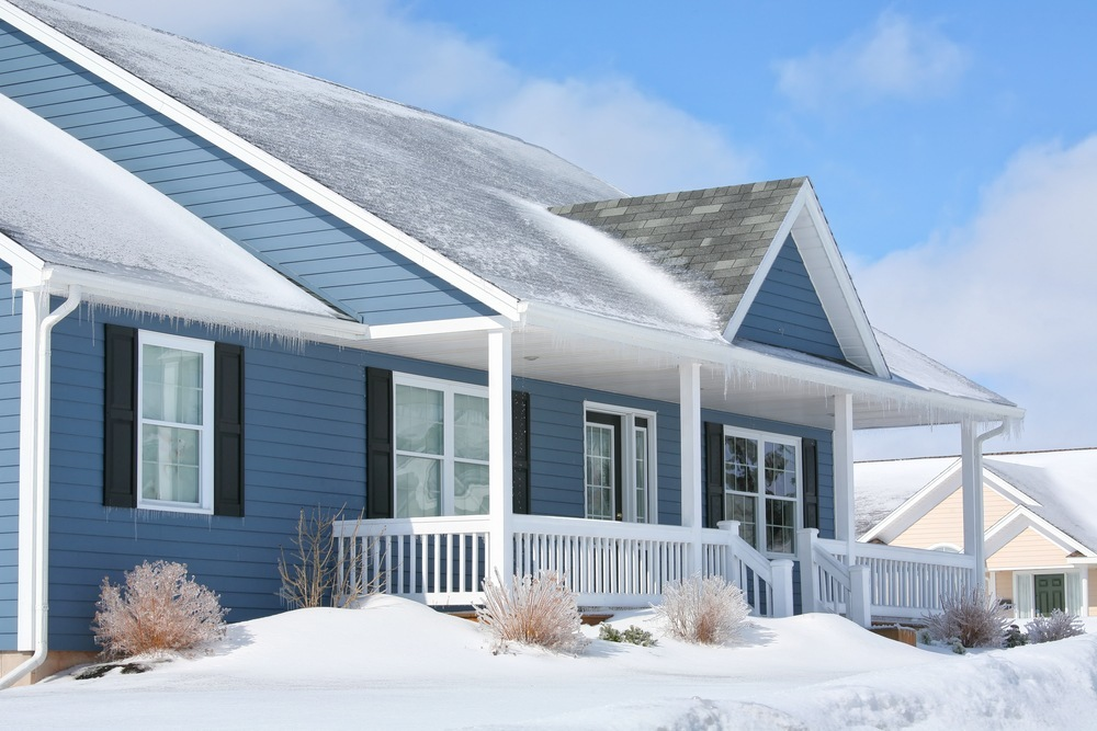 Taking Care of Your Home's Exterior During the Winter
