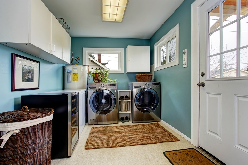 Making the Most of Your Laundry Room