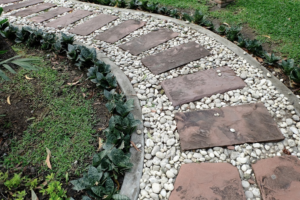 Liven Up Your Walkway