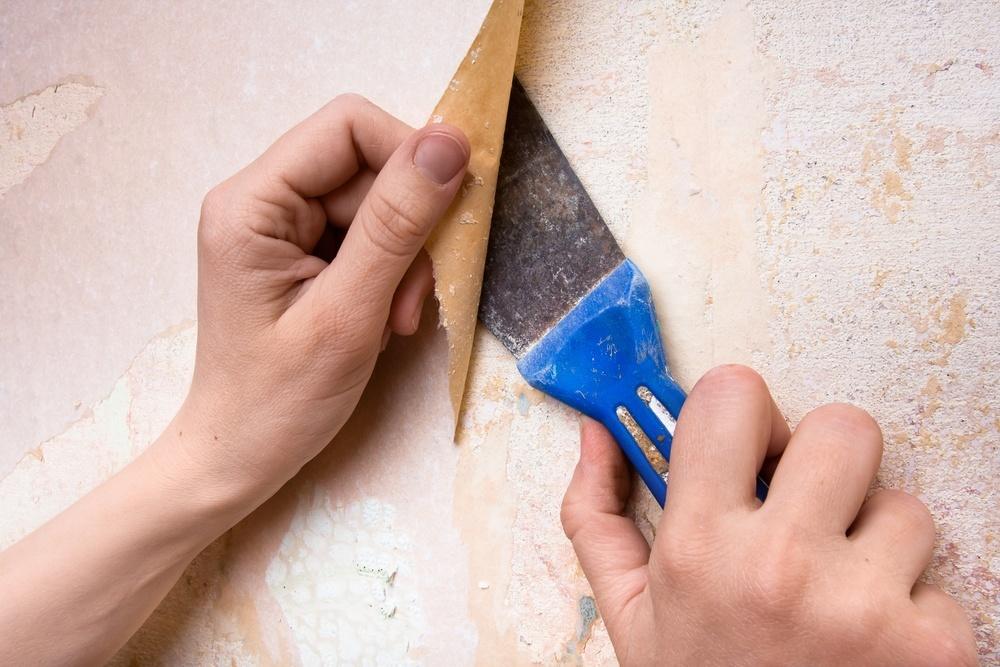 Tips For Removing Old Wallpaper Wallside Windows