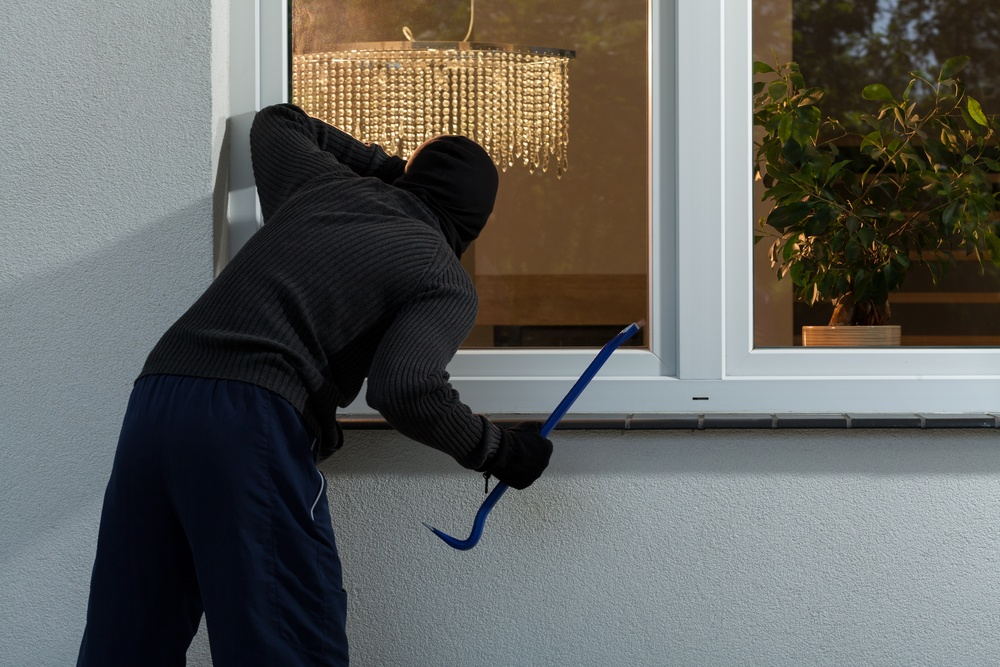 The Facts About Home Burglaries in the United States