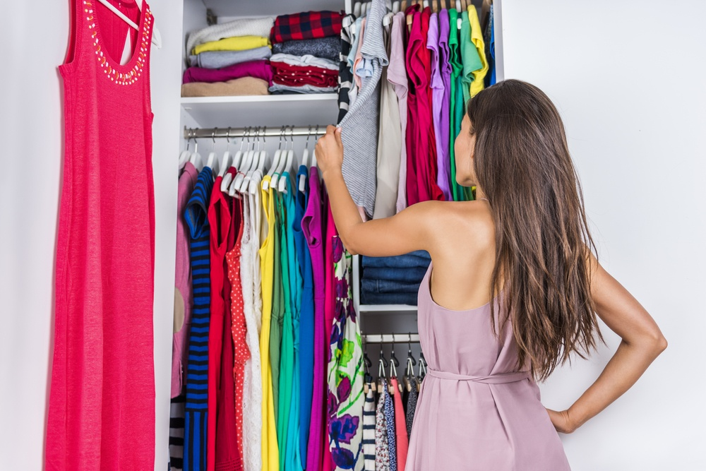 Making the Most of Your Closet Space
