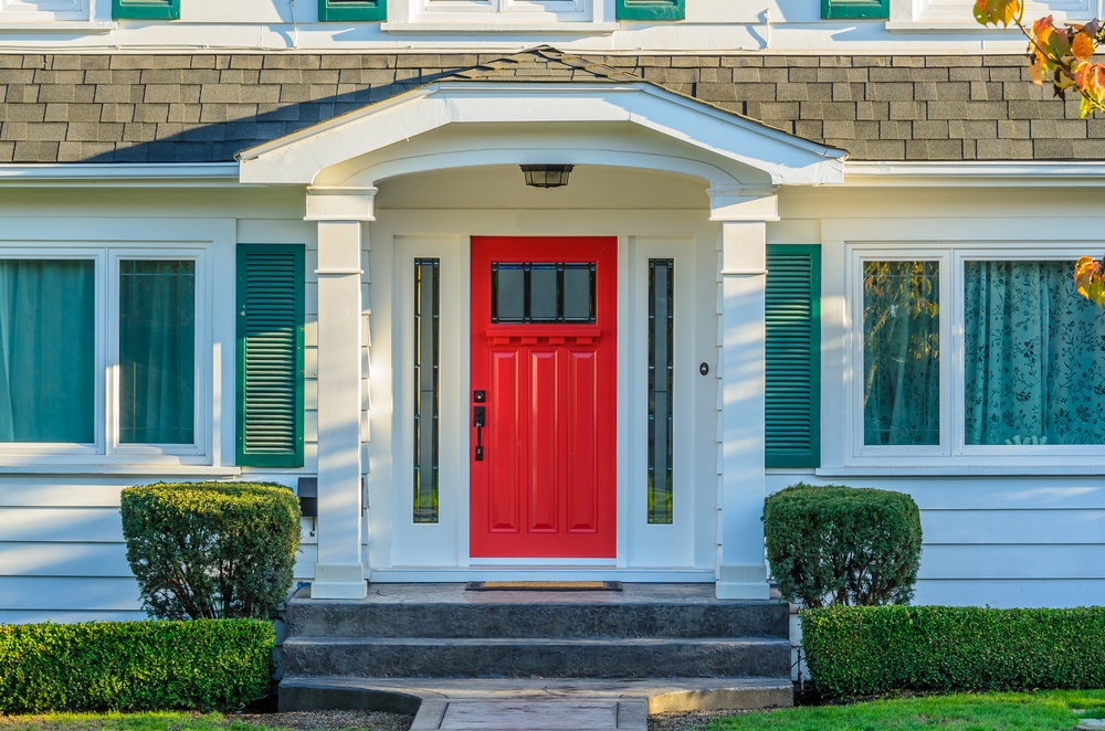 5 Ways to Improve Your Front Entry