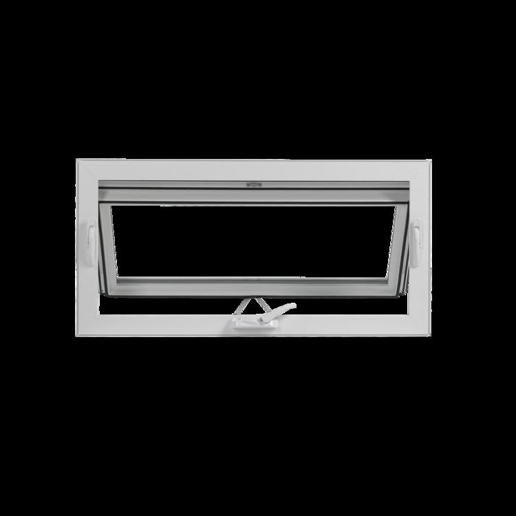 Awning Casement Windows — Wallside Windows