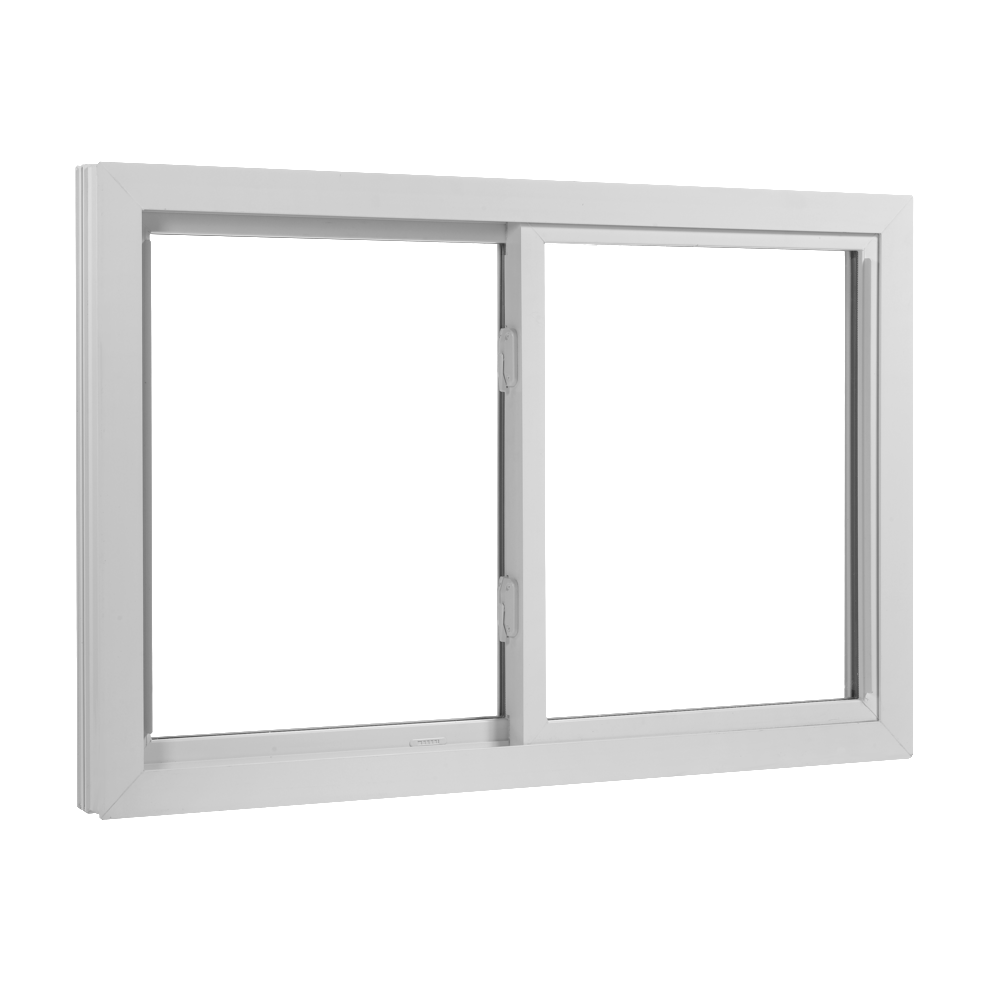 Wallside Windows Double Sliding Window