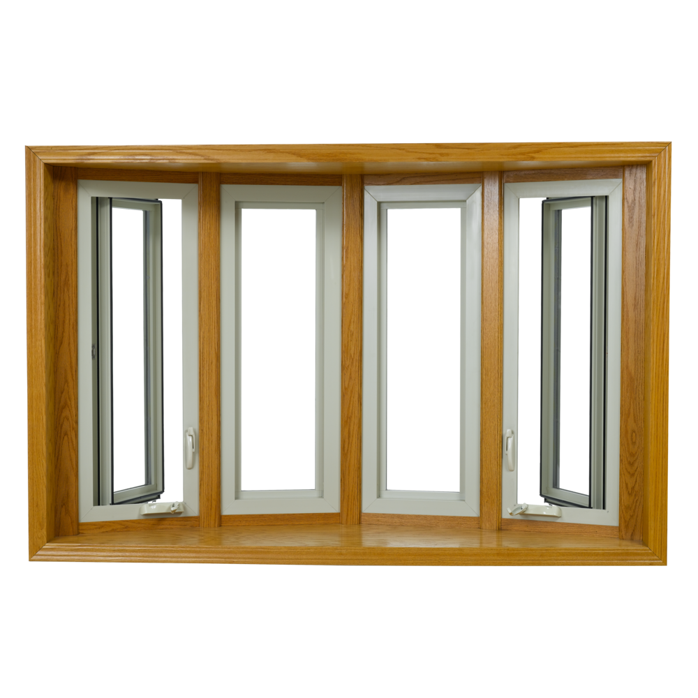 Wallside Windows Bow Window