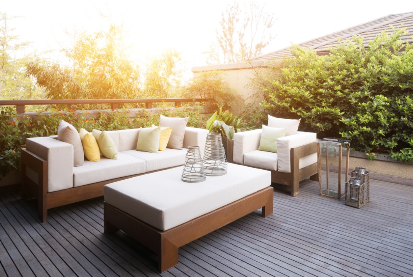 5 Creative Ways To Add Privacy To Your Deck Or Patio Wallside Windows