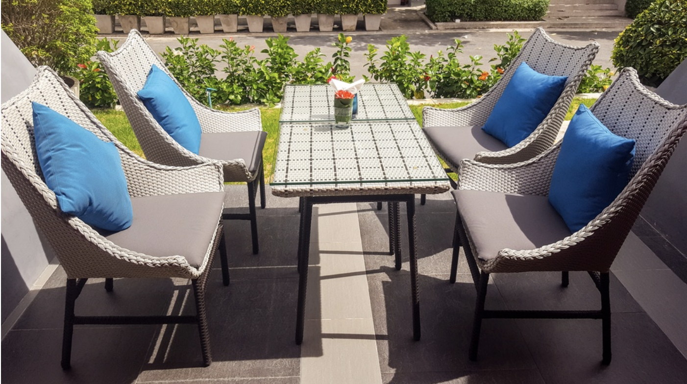 5 Ideas to Get your Patio Ready
