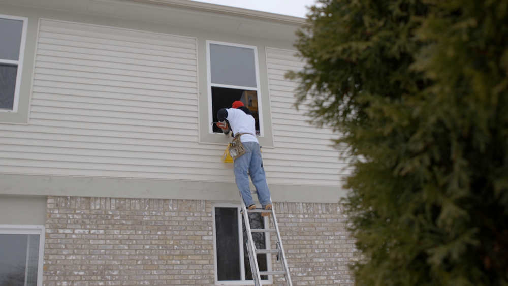 Installing windows made to keep heat in during the winter and out during the summer is good for your home, and the environment.