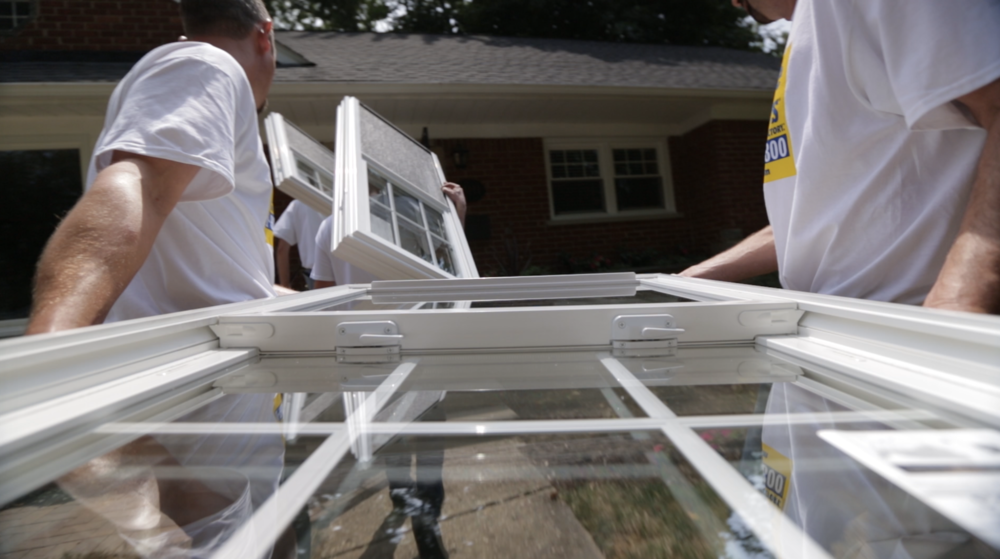 Vinyl replacement windows are one of the most popular options for homeowners today