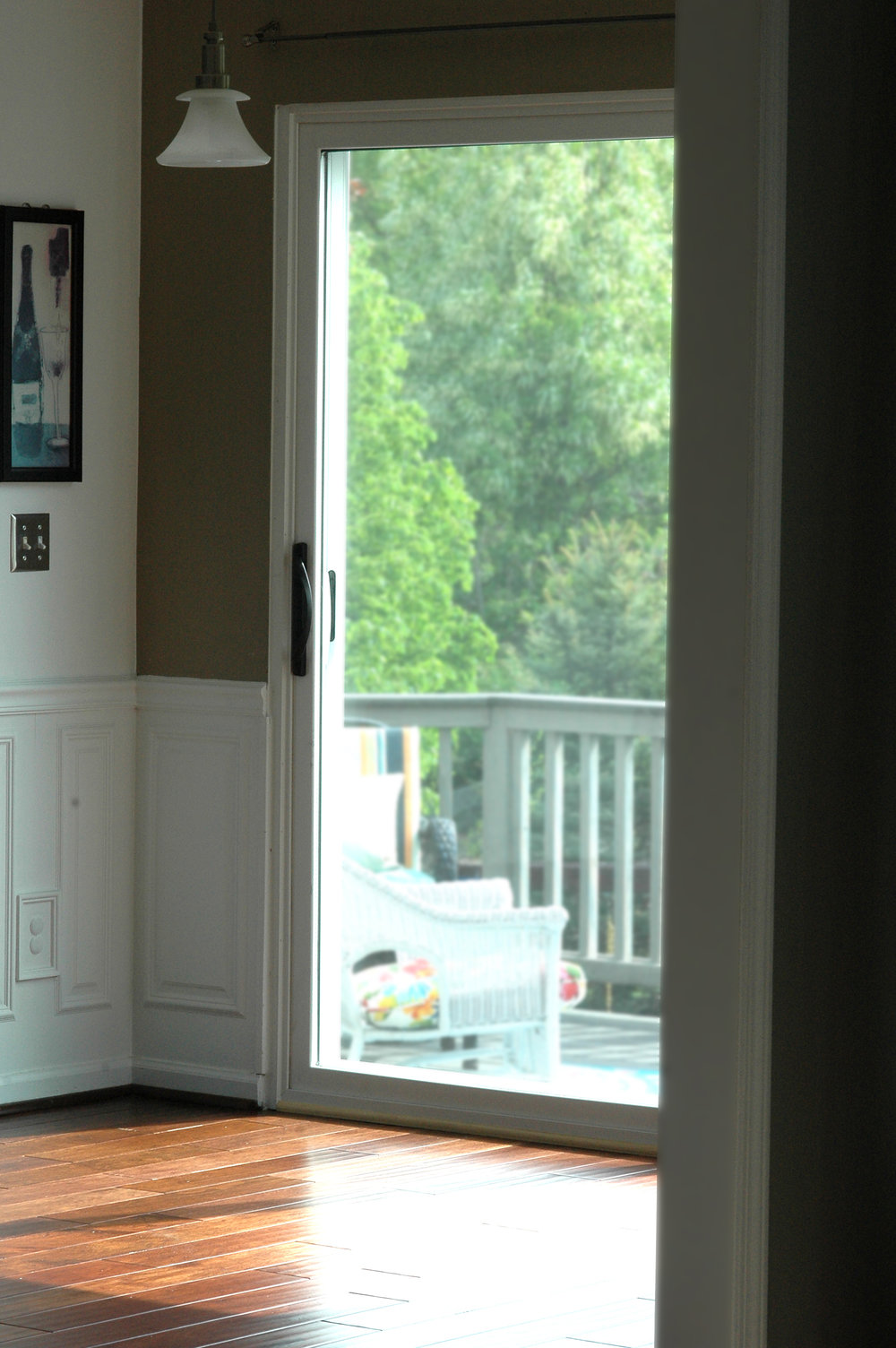 Energy efficient doorwalls like these can bring in a $40 rebate. Whether you prefer to file online or through the mail, we make the rebate process easy.