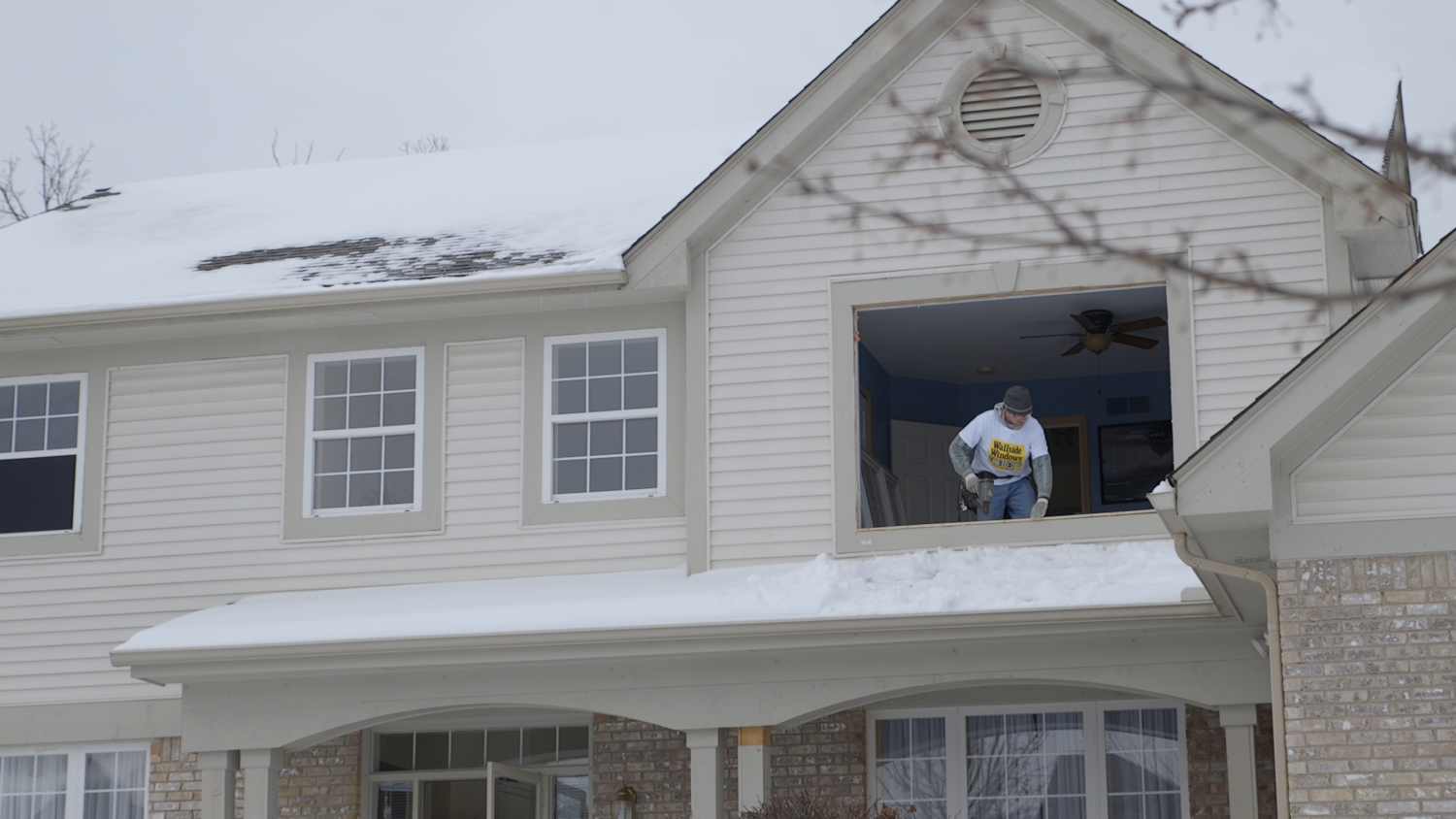 window replacement grand rapids vinyl how to prepare for window replacement this winter wallside windows