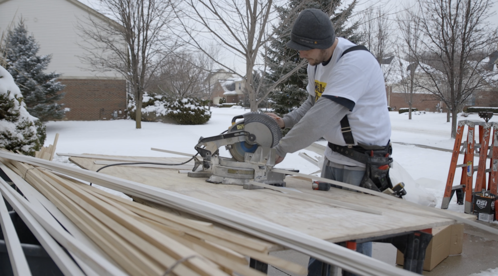 We're working all winter at Wallside to be sure your home is energy efficient.