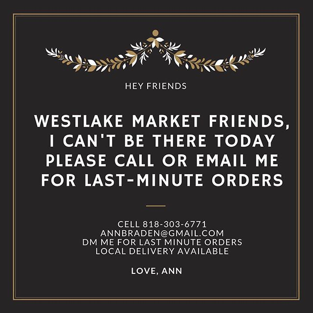 Although I won't be there in person today, I've got you covered for gifts! Lip Love Trios, Rosewater Gift Sets and more loveliness, as alway, with no creepy stuff because we love YOU! Local delivery available until Thursday, Dec 20th.