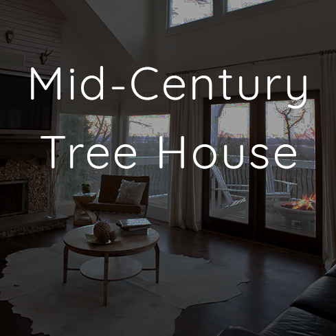 Mid-Century Tree House
