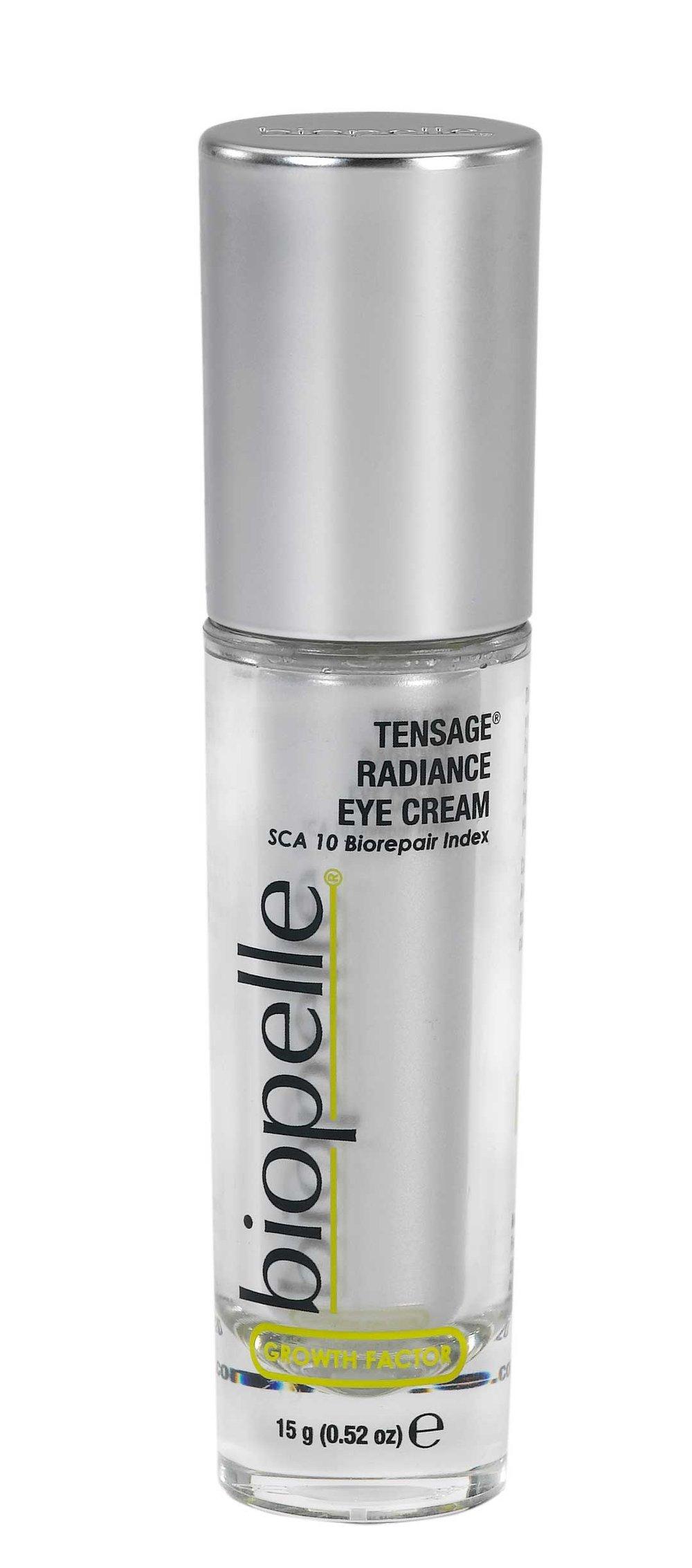 Biopelle  Tensage Radiance Eye Cream   Hydrate, tighten, and illuminate tired eyes!