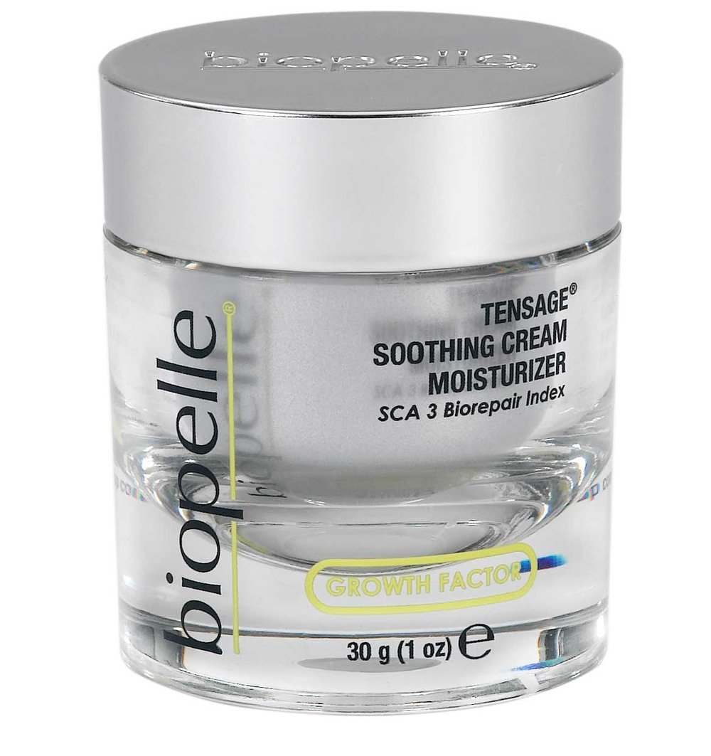 Biopelle   Soothing Cream Moisturizer   Hydrate, calm and soothe skin!