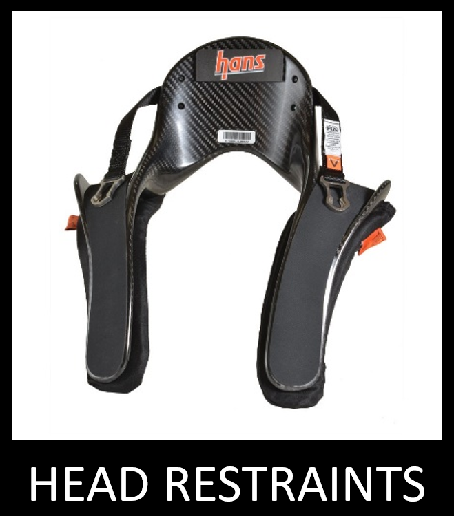 Head Restraints Menu