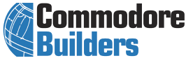 Commodore Builders partners with Boston Showcase Company on foodservice equipment projects.
