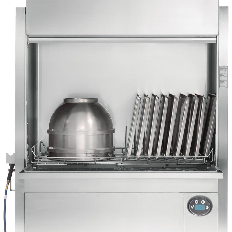 Hobart Pot, Pan and Utensil Dishwasher from Boston Showcase Company